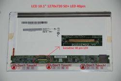 "LCD 10.1"" 1270x720 SD+ LED 40pin"