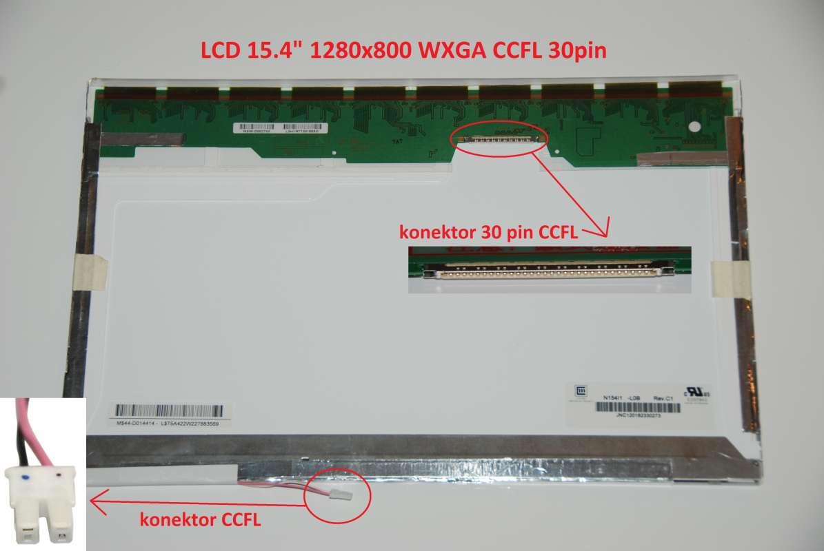"LCD 15.4"" 1280x800 WXGA CCFL 30pin"