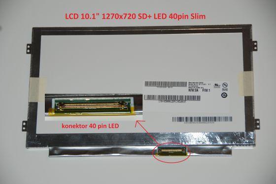 "LCD displej display Lenovo IdeaPad S10-3S 0703 10.1"" SD+ 1270x720 LED lesklý/matný"