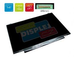 """LCD displej display Sony Vaio VPC-EA1S1E/B 14"""" WXGA HD 1366x768 LED"""