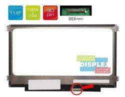"LCD displej display Samsung ChromeBook XE500C12-K02US 11.6"" WXGA HD 1366x768 LED"