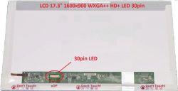 "B173RTN01.4 HW0A LCD 17.3"" 1600x900 WXGA++ HD+ LED 30pin (eDP)"