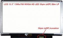 """Dell ChromeBook P80G002 13.3"""" WXGA HD 1366x768 LED lesklý/matný"""