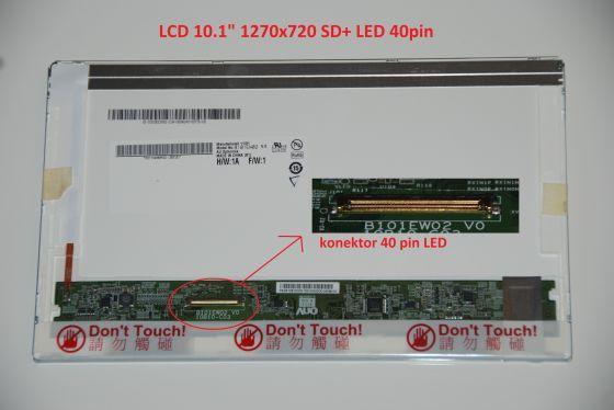 "LCD displej display Lenovo IdeaPad S10-2 Series 10.1"" SD+ 1280x720 LED"