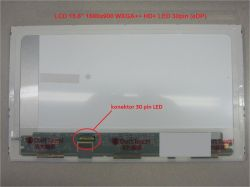"LCD 15.6"" 1600x900 WXGA++ HD+ LED 30pin (eDP)"
