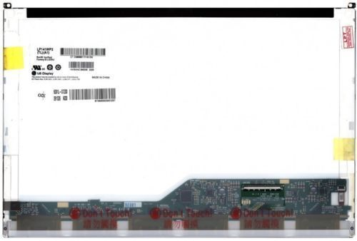 "LTN141BT01-001 LCD 14.1"" 1440x900 WXGA+ LED 50pin display displej"