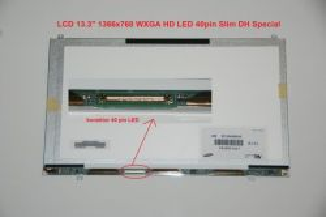 """Samsung NP530U3B-A05DE 13.3"""" 60 WXGA HD 1366x768 lesklý/matný LED"""