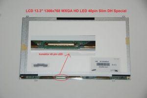 "Samsung NT535U3C-K4R 13.3"" 60 WXGA HD 1366x768 lesklý/matný LED"
