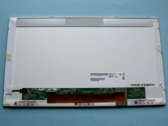 "LCD displej display HP G62-115SE 15.6"" WXGA HD 1366x768 LED lesklý/matný"