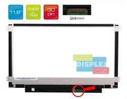 "LCD 11.6"" 1366x768 WXGA HD LED 30pin Slim LP (eDP)"