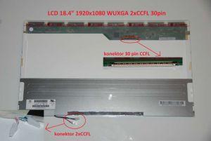 """LTN184HT01-S01 LCD 18.4"""" 1920x1080 WUXGA Full HD 2xCCFL 30pin"""