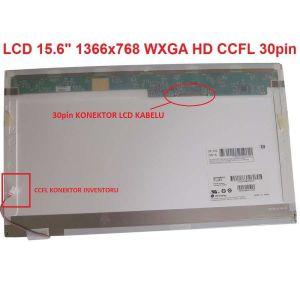 """LCD 15.6"""" 1366x768 WXGA HD CCFL 30pin lesklý"""
