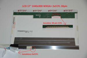"""LP171WP6(TL)(01) LCD 17"""" 1440x900 WXGA+ 2xCCFL 30pin"""