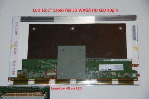 """Asus Lamborghini VX7SX 15.6"""" 30 WXGA HD 1366x768 3D LED lesklý/matný"""