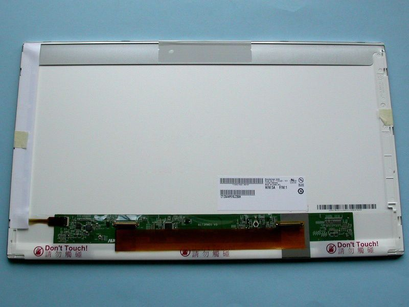 "LCD displej display Asus K72JR-TY171V 17.3"" WXGA++ HD+ 1600x900 LED lesklý/matný"