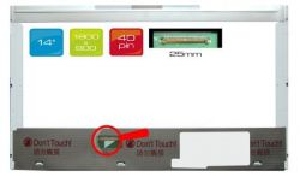 """Dell Studio 14 14"""" 61 WXGA++ HD+ 1600x900 LED lesklý/matný"""