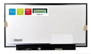 """B133XW07 V.2 LCD 13.3"""" 1366x768 WXGA HD LED 40pin Slim"""