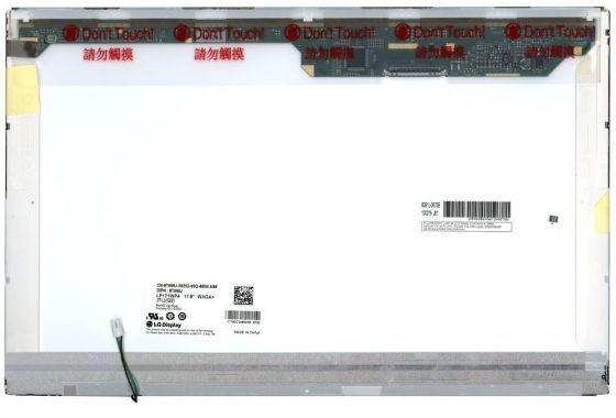 "LCD displej display Toshiba Satellite Pro X205 Serie 17"" WSXGA+ 1680x1050 CCFL"