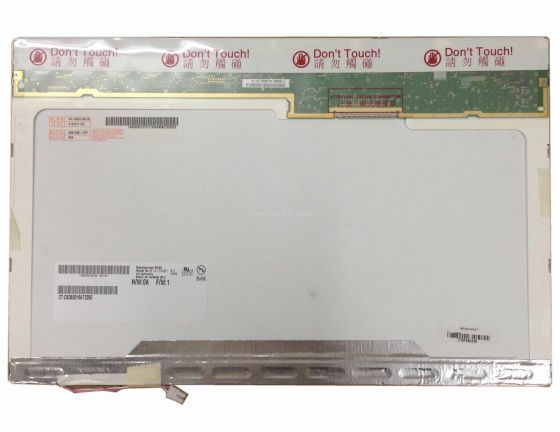 "LCD displej display Samsung NTR55 Serie 15.4"" WXGA 1280x800 CCFL"
