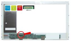 "LCD displej display Fujitsu LifeBook NH532 17.3"" WUXGA Full HD 1920x1080 LED | lesklý povrch, matný povrch"