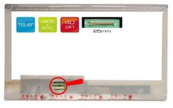 "LCD displej display HP EliteBook 8540P 15.6"" WXGA++ HD+ 1600x900 LED | lesklý povrch, matný povrch"