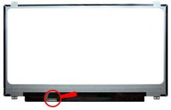 "HP 17-BS102NM 17.3"" WXGA++ HD+ 1600x900 LED lesklý/matný"